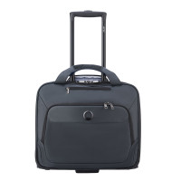 "Delsey Parvis Plus Boardcase Trolley Cabin 1-CPT 15.6"" Grey"