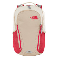 The North Face Womens Vault Backpack Peyote Beige/Dune Beige