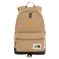 The North Face Berkeley Rugtas Kelp Tan Dark Heather/Asphalt Grey Heather