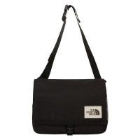 The North Face Berkeley Satchel Schoudertas TNF Black Heather