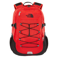 The North Face Borealis Classic Rugtas Fiery Red/TNF Black