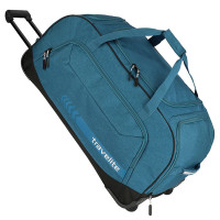 Travelite Kick Off Wheeled Duffle Petrol