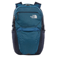 The North Face Router Rugzak Dish Blue Light Heather/Urban Navy