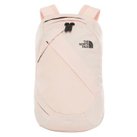The North Face Electra Women Backpack Pink Salt Light Heather/TNF Black