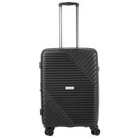 CarryOn Transport Spinner 68 Exp Black