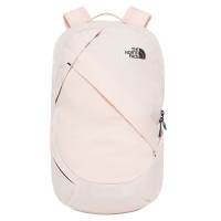 The North Face Isabella Women Backpack Pink Salt Light Heather/TNF Black