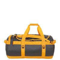 The North Face Base Camp Duffel M Asphalt Grey/Zinnia Orange
