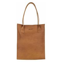 "DSTRCT Riverside Shopper A4 12"" Cognac"