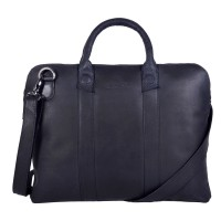 DSTRCT Fletcher Street Business Laptoptas 11.6'' Black 016020