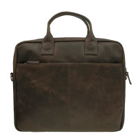 DSTRCT Fletcher Street Business Laptoptas 13.3'' Brown 016120