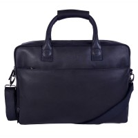 DSTRCT Fletcher Street Business Laptoptas 17'' Black