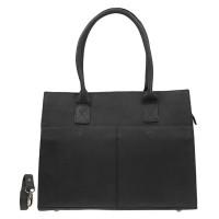 DSTRCT Fletcher Street Womens Business Laptoptas 15'' Black 016620