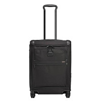 Tumi Alpha 2 Travel Continental Front Lid Carry-On Black