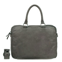 "DSTRCT Pearl Street Business Laptoptas 15.6"" Grey 26320"