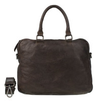 DSTRCT Pearl Street Business Laptoptas 15.6' Brown 26320