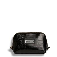 Otis Batterbee The Beauty Makeup Bag S Black Croc