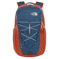 The North Face Jester Rugzak Shady Blue/Gingerbread Brown