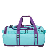 The North Face Base Camp Duffel M Transantarctic Blue/Tillandsia Purple