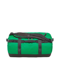The North Face Base Camp Duffel S Primary Green/Asphalt Grey