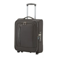 Travelite CrossLite 2 Wheel Trolley S Exp Black
