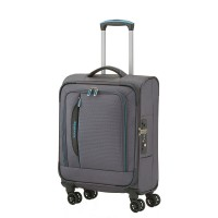 Travelite CrossLite 4 Wheel Trolley S Anthracite
