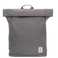 """Lefrik Eco Roll Backpack 15"""" Grey"""