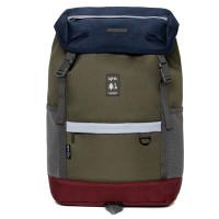 Lefrik Mountain Backpack Multi Navy