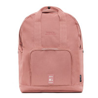 "Lefrik Capsule Backpack Laptop 14"" Dusk Pink"