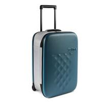 Rollink Flex Vega Opvouwbare Handbagage Koffer 55 Deep Lagoon