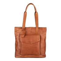 Burkely Just Jackie Shopper Cognac