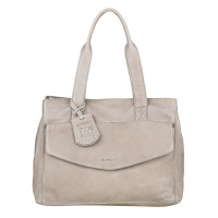 Burkely Just Jackie Handbag M Light Grey