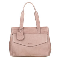 Burkely Just Jackie Handbag M Light Pink