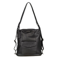 Burkely Just Jackie Backpack Hobo Black