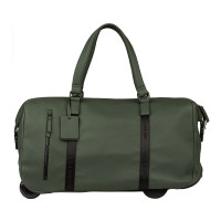 Burkely Rain Riley Weekend Trolley Dark Green