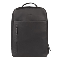 "Burkely Rain Riley Backpack 15.6"" Black"