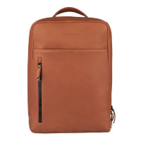 "Burkely Rain Riley Backpack 15.6"" Cognac"