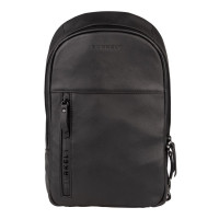 "Burkely Rain Riley Cross Bodypack 9.7"" Black"