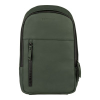 "Burkely Rain Riley Cross Bodypack 9.7"" Dark Green"