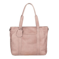 "Burkely Just Jackie Workbag 14"" Light Pink"