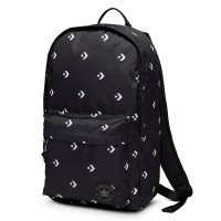 Converse EDC Poly Backpack Star Chevron Repeat Black