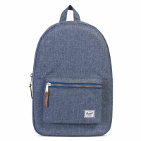 Herschel Settlement Rugzak Dark Chambray Crosshatch