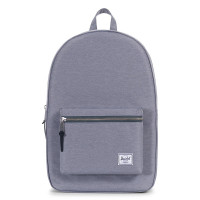 Herschel Settlement Rugzak Mid Grey Crosshatch