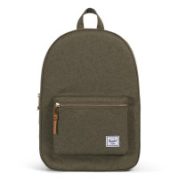 Herschel Settlement Rugzak Ivy Green Crosshatch