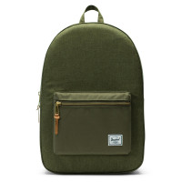 Herschel Settlement Rugzak Olive Night Crosshatch/Olive Night
