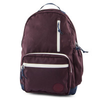 Converse Go Backpack Dark Burgundy/ Navy