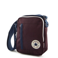 Converse Poly Cross Body Schoudertas Dark Burgundy/ Navy