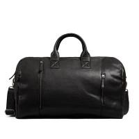 Still Nordic Clean XL Weekend Bag Black