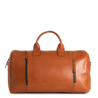 Still Nordic Clean XL Weekend Bag Cognac