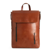 "Still Nordic Clean Backpack 15"" Cognac"
