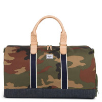 Herschel Novel Reistas Offset Woodland Camo/Dark Denim